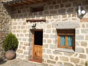 La Tahona Vieja. Rincón del Centeno - Fachada
